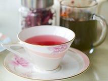 Tiempo del té, Imágenes de archivo libres de regalías