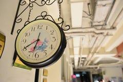 Tiempo deslizado lejos reservado Fotos de archivo libres de regalías