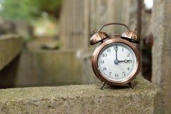 Tiempo deslizado lejos reservado Fotos de archivo