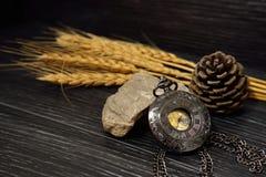 Tiempo deslizado lejos reservado Imagen de archivo libre de regalías