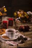 Tiempo inglés del té fotografía de archivo