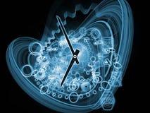Tiempo Internals Fotografía de archivo