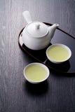 Tiempo japonés del té imagen de archivo