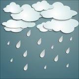 Tiempo lluvioso Imágenes de archivo libres de regalías