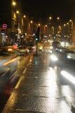 tiempo lluvioso inglés Imagenes de archivo