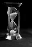 Tiempo que se ejecuta hacia fuera imágenes de archivo libres de regalías