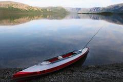 Tiempo soleado de las bayas septentrionales Foto de archivo libre de regalías