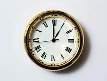 Tiempo, uno Fotos de archivo