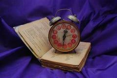 Tiempo van Gr Royalty-vrije Stock Afbeeldingen
