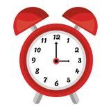 Tiempo y concepto del tema del reloj Fotos de archivo