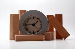 Tiempo y materiales fotos de archivo libres de regalías
