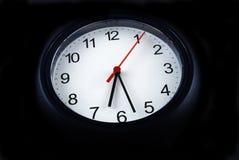 Tiempo y reloj foto de archivo
