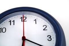 Tiempo y reloj fotografía de archivo libre de regalías