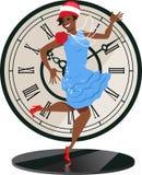Tiempos de la aleta Imagen de archivo libre de regalías