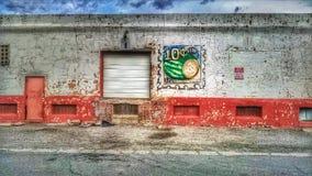 Tien centwatermeloen Royalty-vrije Stock Afbeeldingen