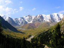 Tien-Shan Stock Photo