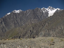 Tien-Shan mountains Stock Photo