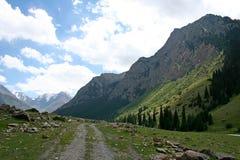Tien Shan mountains, Kyrgyzstan Stock Photo