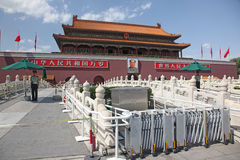 Tienanmen Gate Stock Images