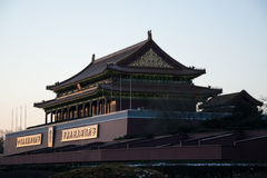 The Tienanmen Royalty Free Stock Images
