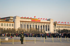 Tienanmen square Stock Images