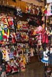 Tienda agradable de Mario en Praga Imagen de archivo libre de regalías