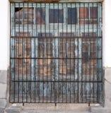 Tienda cerrada Imagen de archivo libre de regalías