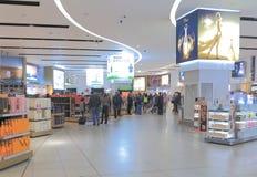 Tienda con franquicia del aeropuerto de Melbourne Foto de archivo