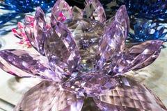 Tienda cristalina de la artesanía del ` s de China Imágenes de archivo libres de regalías