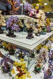 Tienda cristalina de la artesanía del ` s de China Fotos de archivo libres de regalías