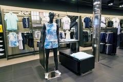 Tienda de Adidas foto de archivo