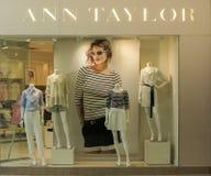 Tienda de Ann Taylor fotos de archivo