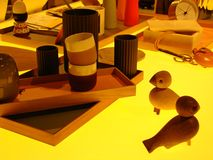 Tienda de Artware Foto de archivo libre de regalías