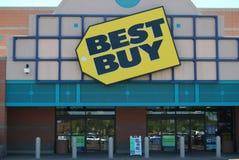 Tienda de Best Buy fotos de archivo