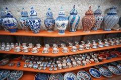 Tienda de cerámica del arte Fotos de archivo libres de regalías