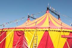 Tienda de circo Foto de archivo