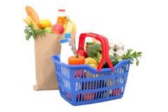 Tienda de comestibles Fotografía de archivo