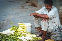 Tienda de delicatessen la India fotos de archivo libres de regalías