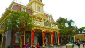 Tienda de Disneyland Imagen de archivo