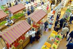 Tienda de Eataly Imagenes de archivo