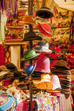 Tienda de Etnic Foto de archivo libre de regalías