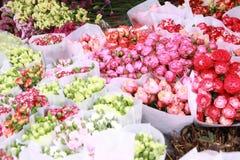 Tienda de flores Imagen de archivo