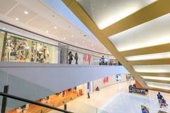 Tienda de H&M en SM Megamall el 9 de septiembre de 2017 en Manila, Filipinas fotos de archivo