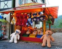 Tienda de juguetes Fotos de archivo
