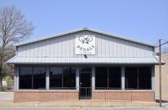 Tienda de la bicicleta de los pedales, Brownsville, Tennessee Fotos de archivo