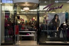 Tienda de la moda Imagen de archivo libre de regalías