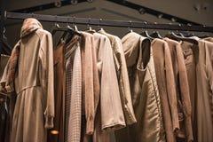 Tienda de la moda de las mujeres Foto de archivo libre de regalías