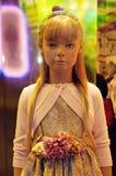 Tienda de la moda de los niños s Foto de archivo