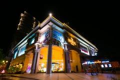 Tiendade la plaza de ImperialÂ, Vung Tau, Vietnam Imágenes de archivo libres de regalías