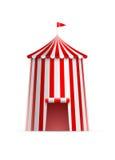 Tienda de la torre del circo libre illustration